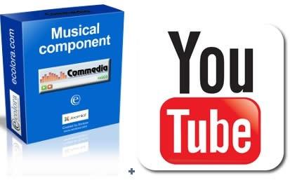Commedia per raggruppare tutti i file multimediali del tuo sito