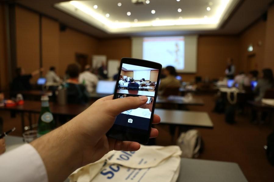 La seconda parte della mattinata al SEO Joomla il Workshop - Milano 2015