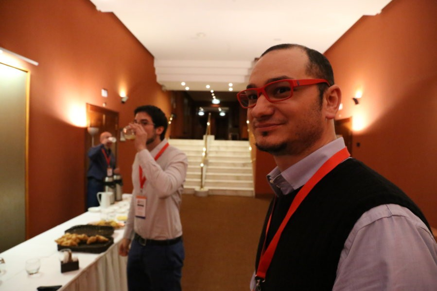 Ancora qualche foto inedita del SEO Joomla il Workshop - Milano 2015