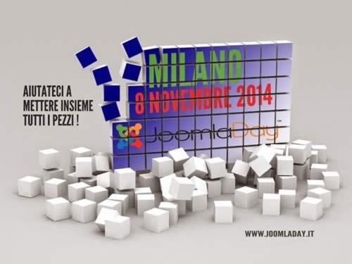 Joomla Day 8 novembre 2014: Il Programma