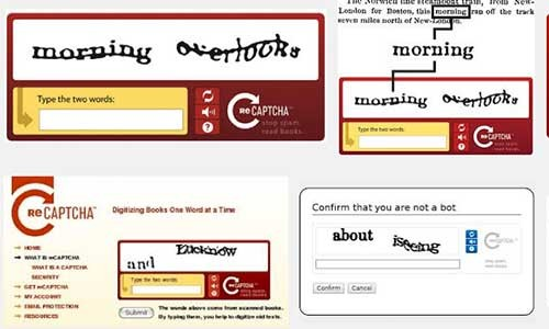 Come fare ad inserire il campo ReCaptcha in un form di Chronoforms
